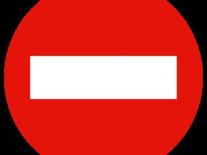 Prohibición de entrada